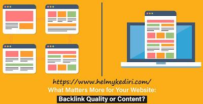 update artikel blog atau cari backlink
