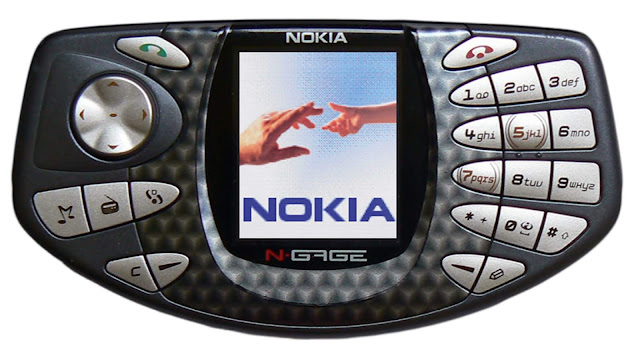 ... do Nokia N-Gage