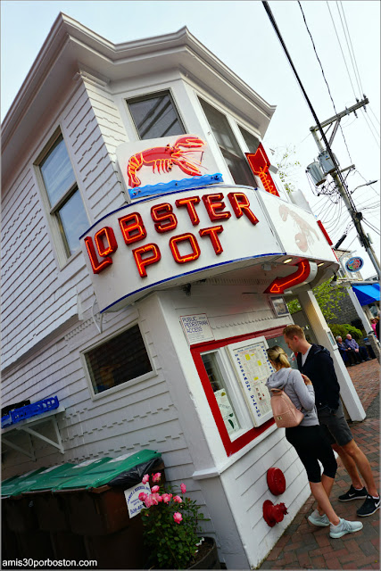 Lobster Pot en Provincetown, Cape Cod