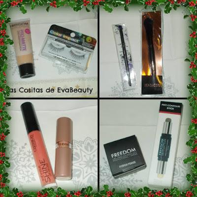 Sorteo Navideño blogger maquillaje, belleza y cosmética