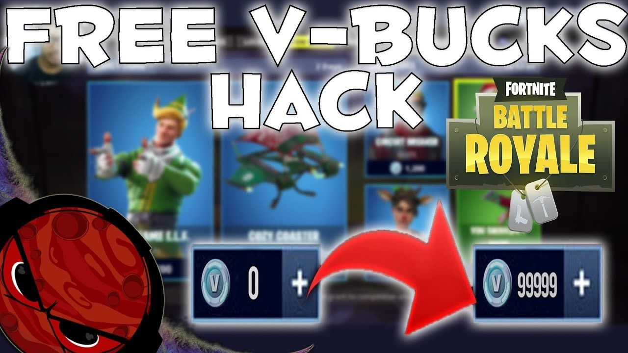 Get Fortnite V-Bucks & Skin For Free! 100% Working [2021]