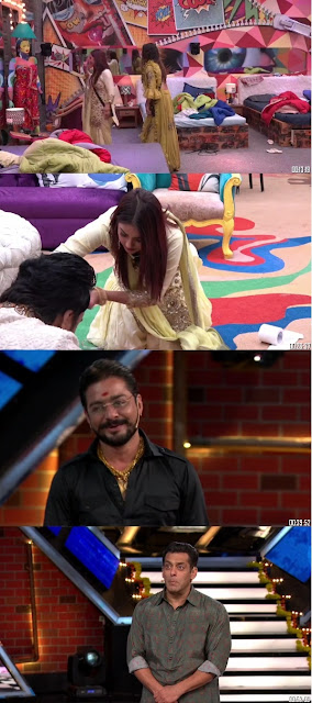 Download Bigg Boss 26th Oct 2019 Full Episode 480p HDRip || MoviesBaba