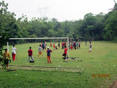 lapangan bola smart ekselensia Dompet Dhuafa