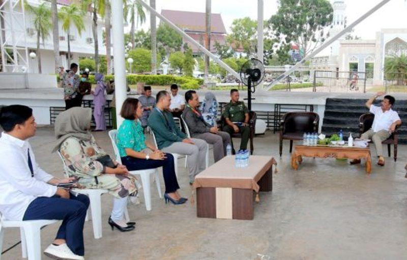 Ini Pesan Rudi untuk Perbankan dalam Upaya Cegah Penyebaran Virus Corona di Kota Batam