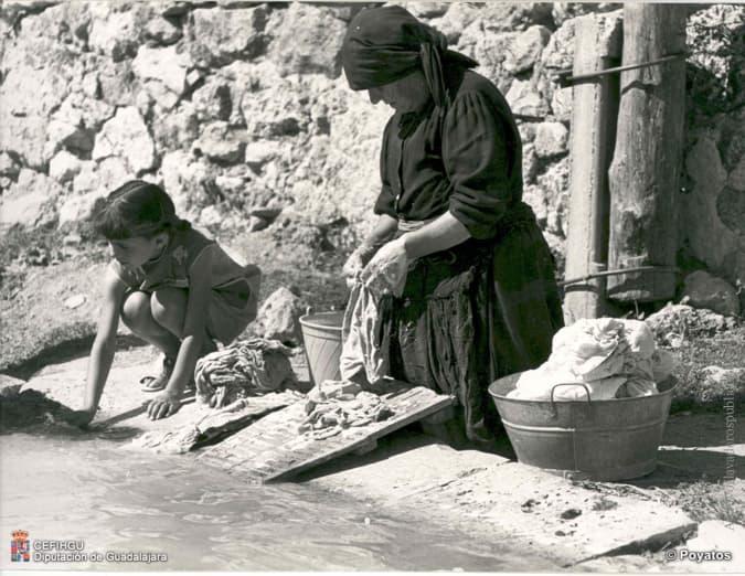 lavandera-mantiel