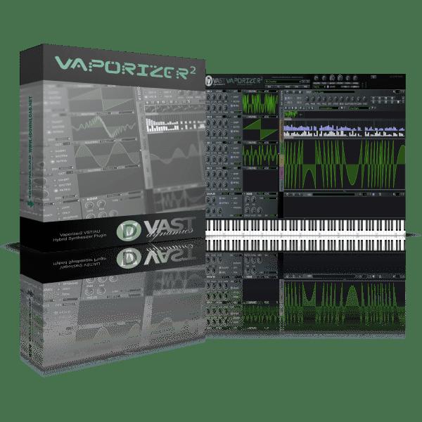 Vaporizer2 v3.0.3 Full version