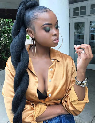 Scanning for a stylish ponytail that makes a statement ✘ 39 Trendy Weave Ponytails Hairstyles for Black Women To Copy