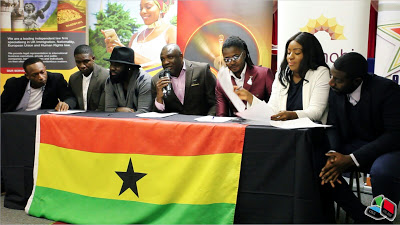 Call For Entry : Ghana Music Awards UK 2017 Opens Nominations