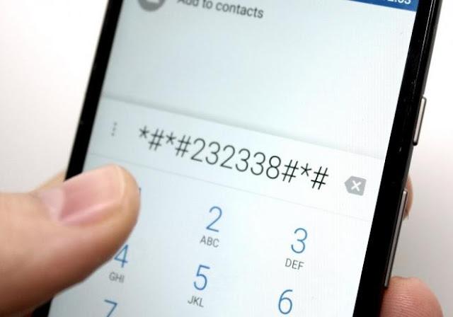 الرموز السرية لهواتف الآيفون