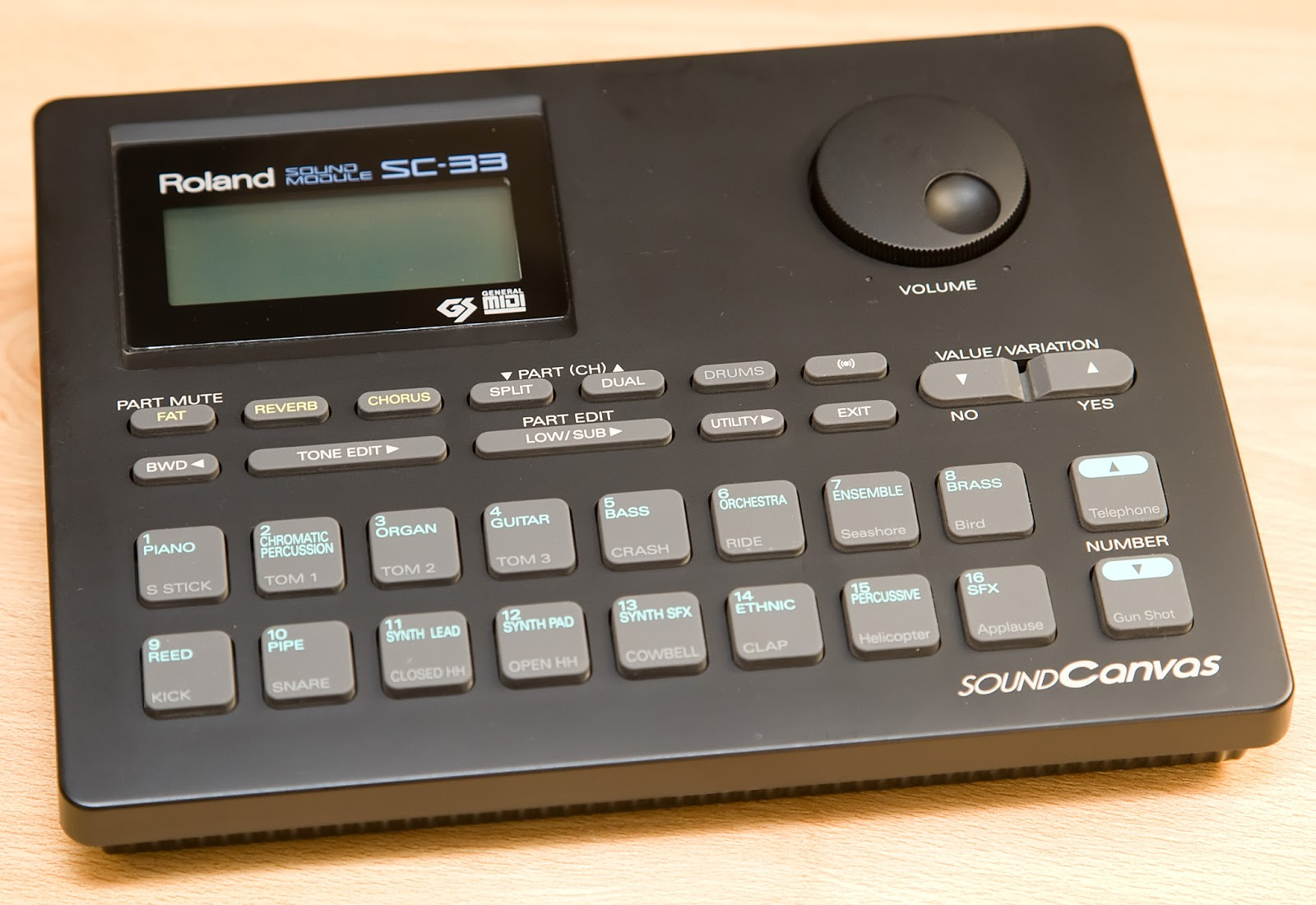 Roland Sound Canvas engine RA-90 arranger HQ sound revealed after 25