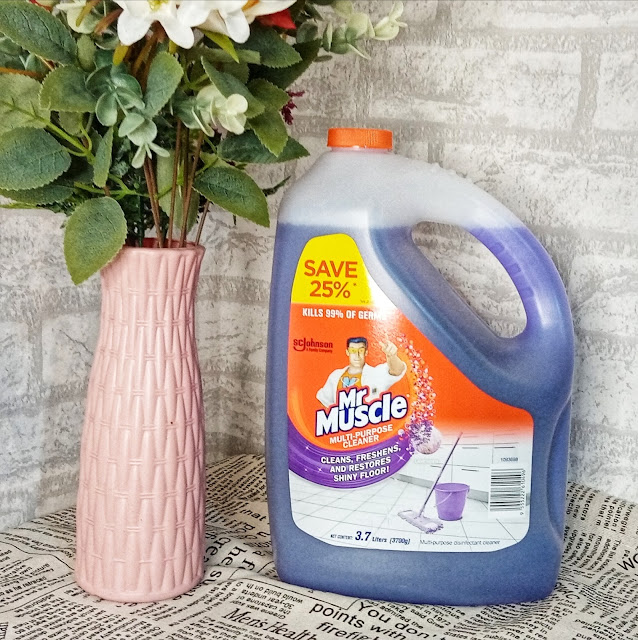 Mr. Muscle All Purpose Cleaner 3.7L Lavender
