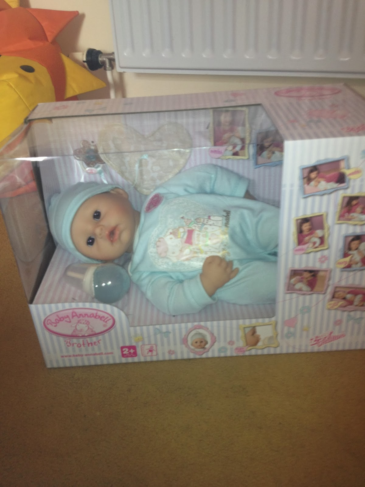 Baby Annabell S Little Brother Review Mummy To The Max