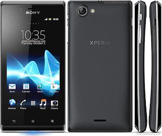 Sony Xperia J pictures