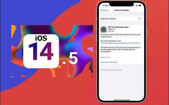 IOS 14.5 : Date de sortie, installation et nouvelles fonctionnalités
