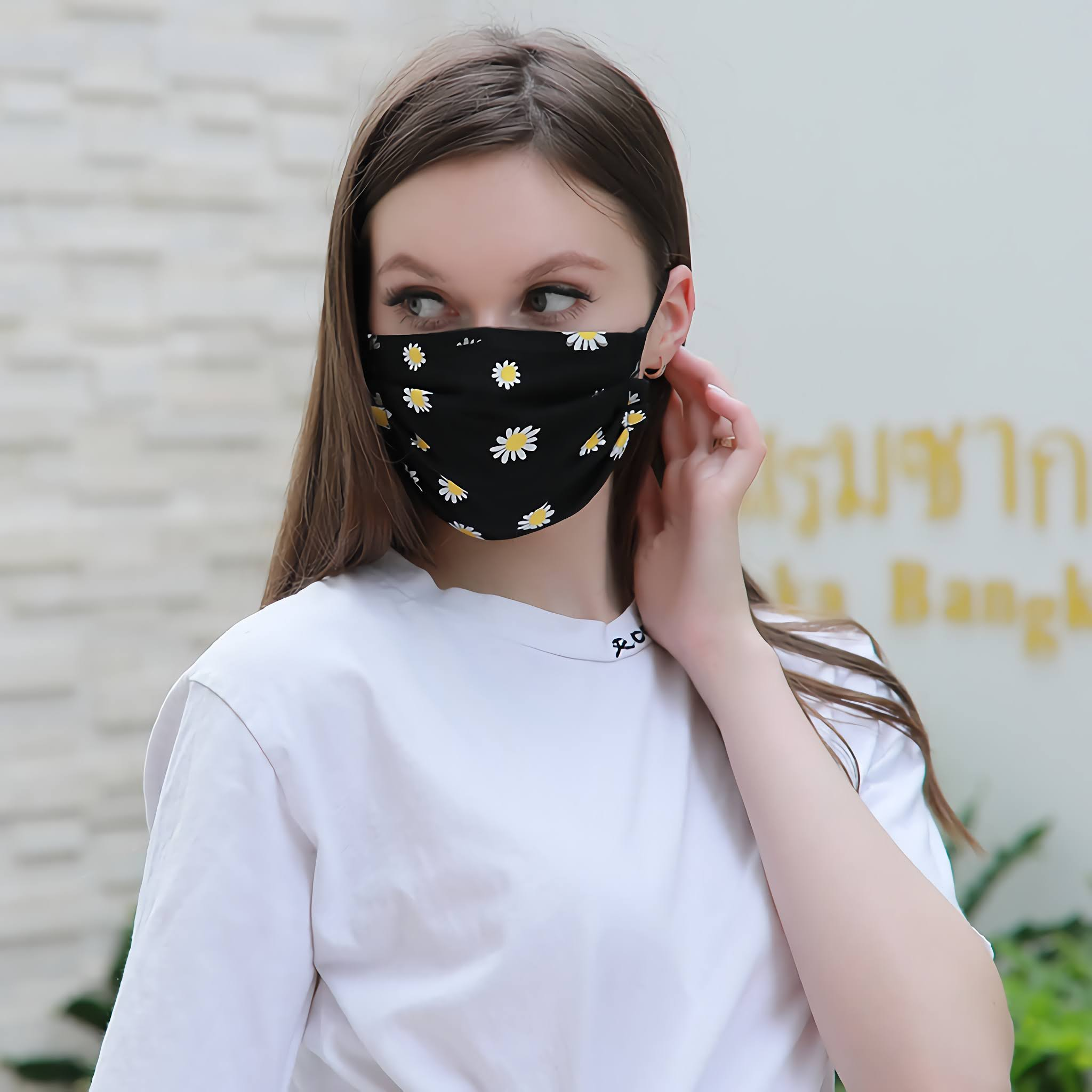 fitted face mask etsy