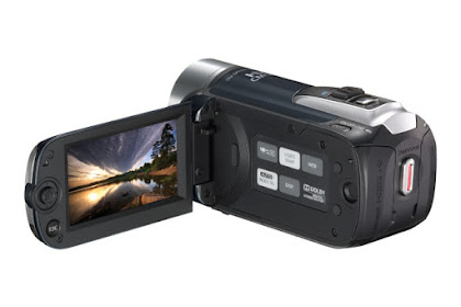 Canon VIXIA HF R100 Driver Download Windows, Mac