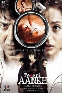 Download Teesri Aankh: The Hidden Camera (2006) Hindi Movie 720p HDRip 1.4GB