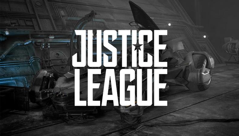 """O filme """"Liga da Justiça"""" divulga sua primeira foto, logotipo e sinopse!"""