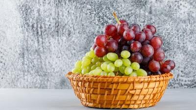 Anggur Adalah Tabir Surya Yang Dapat Dimakan Dan Dapat Melindungi Kulit Dari Kerusakan Akibat Sinar UV