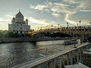 Moscou Russie Moscow