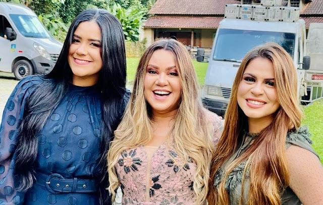 Sarah Farias lança single com Stella Laura e Valesca Mayssa