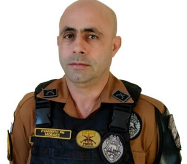 Sargento Moraes volta a assumir Comando da PM de Manoel Ribas