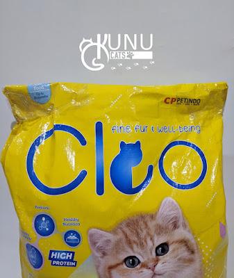 Makanan Kucing Khusus Kitten