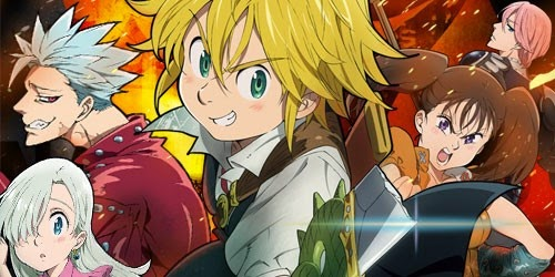 Anunciado OVA de The Seven Deadly Sins!