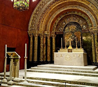The Ecclesiastical Work of Louis Comfort Tiffany