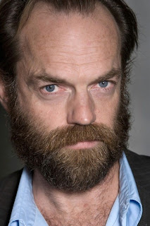 Hugo weaving a nigerian