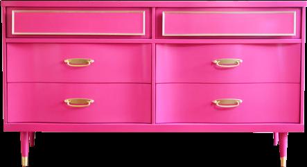 Vestidor rosa