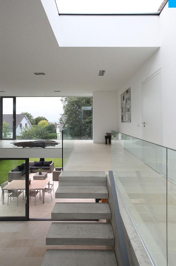Concepto contempor neo por n lab casa minimalista for Casa minimalista concepto