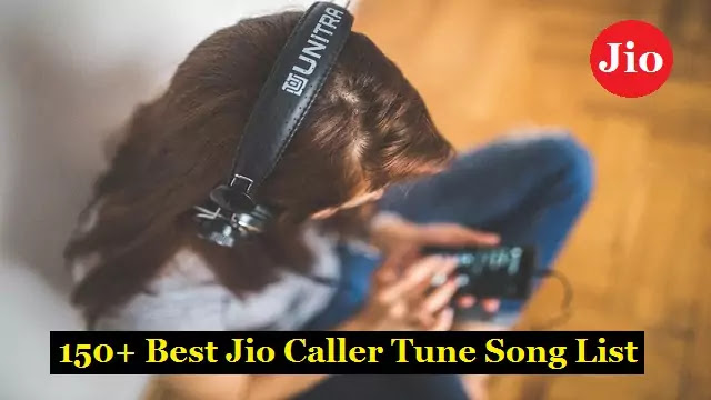 Best Jio Caller Tune Songs List Hindi