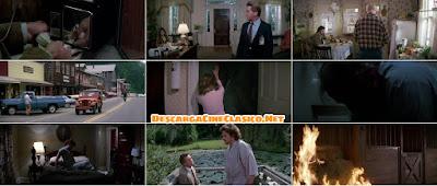 Ojos de fuego (1984) Firestarter | Secuencias
