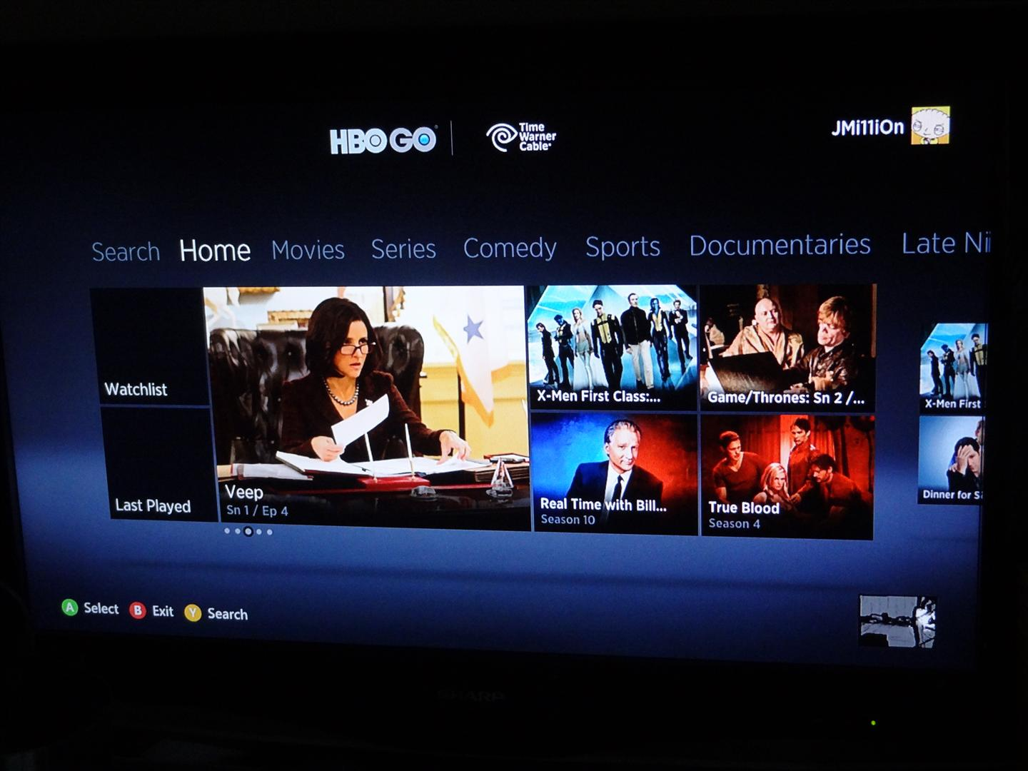 Quick Guide to Sign-In and Sign-Out of the HBO Go Service from IOS