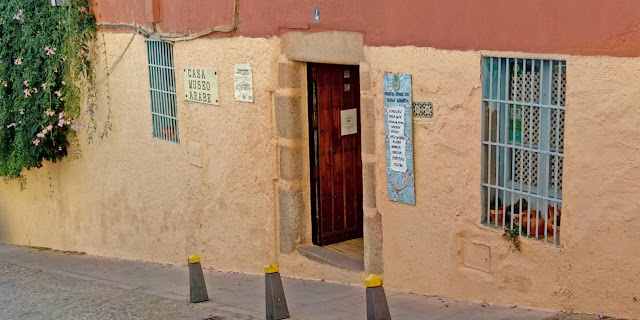Cáceres museo árabe