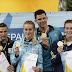 Команда області з біатлону виборола золото на чемпіонаті України