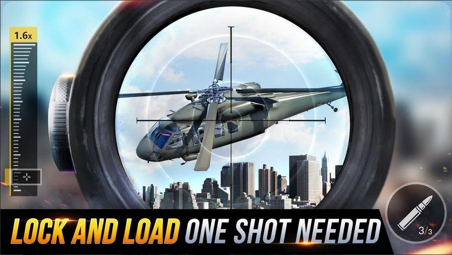 Download Sniper Honor MOD APK 2