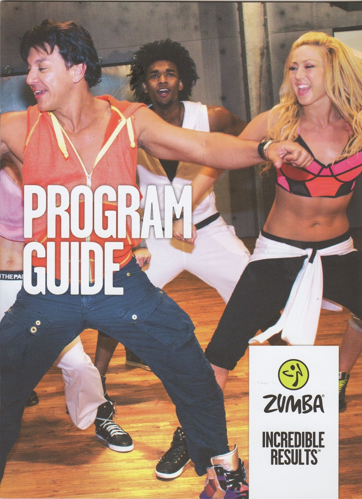 Saundra: Zumba Incredible Results System