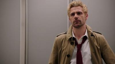 """ג'ון קונסטנטין חוזר - מאט ריאן ישוב לגלם את הדמות בעונה ה-3 של """"אגדות המחר"""""""