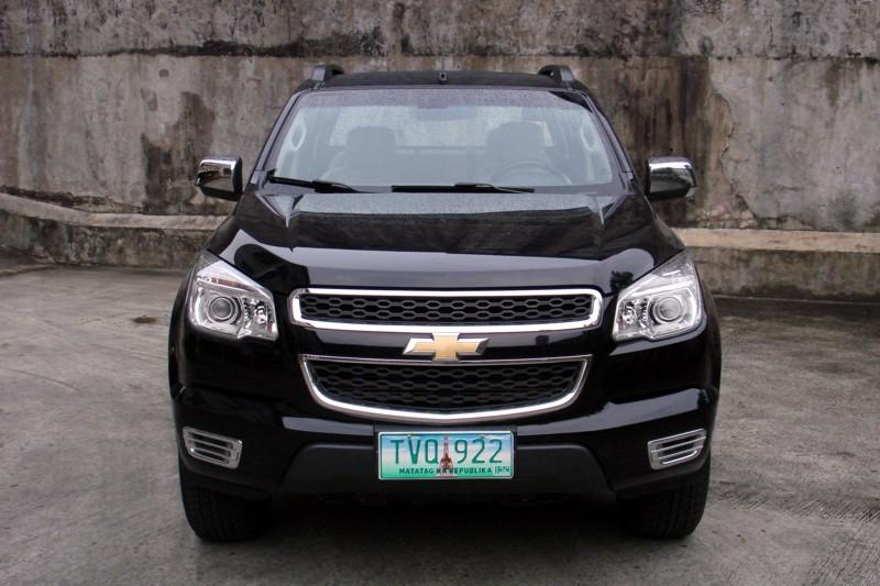 Review 2012 Chevrolet Colorado Ltz 4x4 Mt Philippine Car News