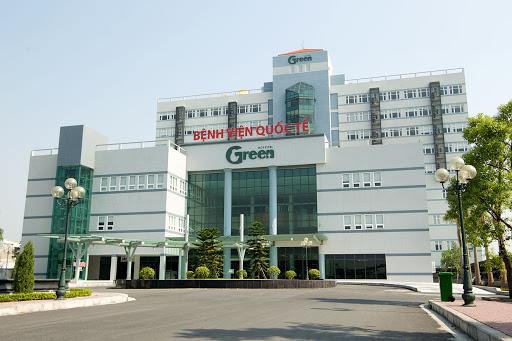 Hoàn thiện nhà giặt là tại Bệnh viện Quốc tế  Green Hải Phòng