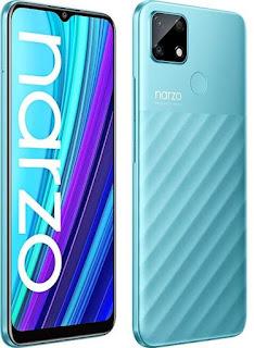 ريلمي Realme Narzo 30A الإصدار : RMX3171