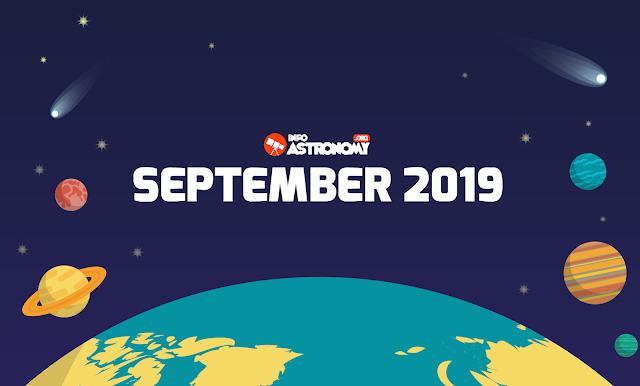 Fenomena langit September 2019
