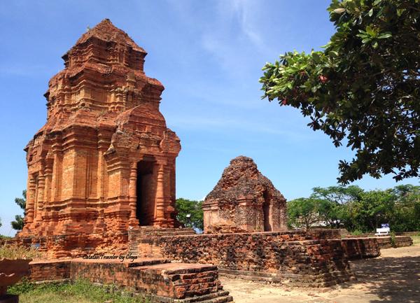 Poshanu Temple, Catatan Traveler, Vietnam, Chahaya Simanjuntak