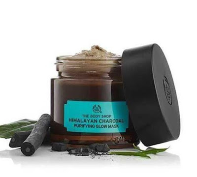 MASKER THE BODY SHOP HIMALAYAN