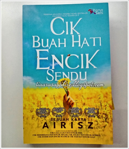 Novel | Cik Buah Hati Encik Sendu by Airisz