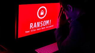 Truffa ransomware