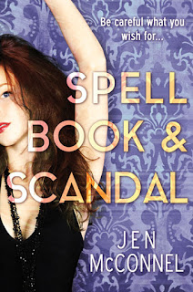 Spell Book & Scandal