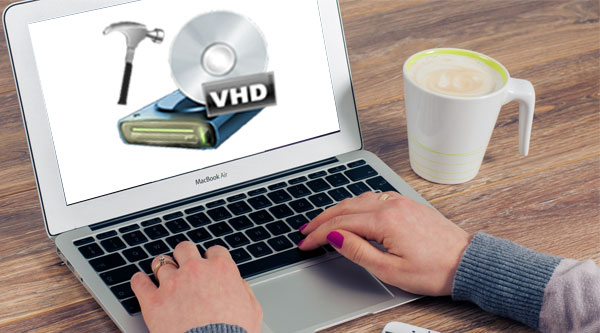 recover data vhd file